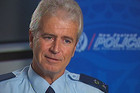 Police Commissioner Peter Marshall (File)