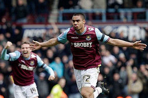 Winston Reid could well be leaving West Ham United (file pic)