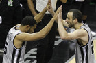 San Antonio bounced back after squandering a 13-point lead (Reuters)