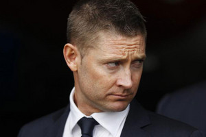 Australia cricket captain Michael Clarke (Reuters)