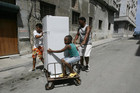 Cubans can now bring up to two appliances per person into the country (Reuters)