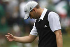 Sergio Garcia has apologised for saying he'd have Tiger Woods around for dinner every night and serve fried chikcen (Reuters file)