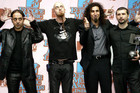 System of a Down (Reuters)