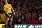 Wallabies playmaker James O'Connor (AAP file)