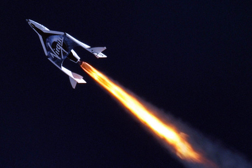 Eight rich Kiwis book space travel