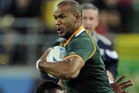 Springboks' JP Pietersen has been left out (Reuters file)