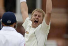 Black Caps' seamer Neil Wagner is about to get in the English batsmen's faces (Reuters file)