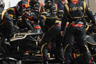 Lotus driver Kimi Raikkonen described the Monaco track as narrow and twisty (Reuters file)