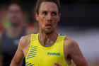 Kiwi runner Nick Willis (Photosport file)