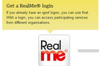 RealMe aims to improve online security