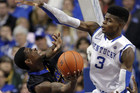 There is no consensus No. 1 selection. Kentucky big man Nerlens Noel may come the closest (Reuters)