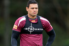 New Zealand-born enforcer Ben Te'o (AAP)