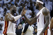 VIDEO: LeBron James hit a buzzer beater layup in Miami Heat V Indiana Pacers, game one of 2013 NBA eastern conference finals