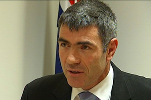 Primary Industries Minister Nathan Guy