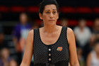 Waikato Bay of Plenty Magic head coach Noeline Taurua (photosport)