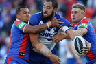 The Bulldogs meet Brisbane at ANZ Stadium on Friday night in round 11 of NRL action (AAP)