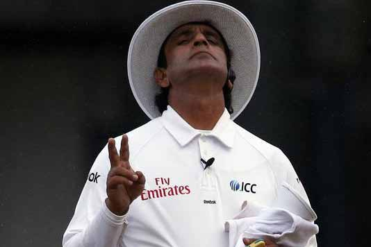 ICC cuts Pakistani umpire Asad Rauf from Champions Trophy after IPL probe