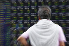 Japan's Nikkei stock average tumbled 3.7 percent (Reuters)