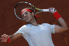 Rafael Nadal is still the king of clay but won't be ranked as such at this year's French Open (Reuters file)