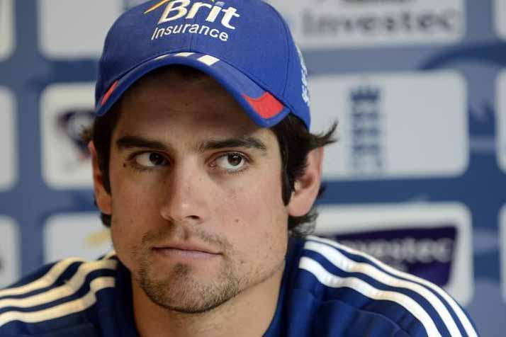 England captain Alastari Cook expects test for bowlers