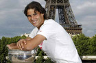 French Open 2012 champions Rafael Nadal (Reuters)