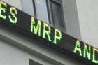 MRP shares were floated on the NZX earlier this month