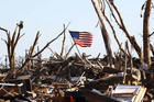 A massive tornado flattened entire blocks of Moore, Oklahoma (Reuters)