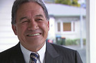 NZ First leader Winston Peters (file)