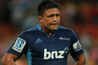 Veteran hooker Keven Mealamu says the Blues need to heed the lessons from their wet-weather defeat to the Crusaders (photosport)