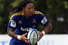 All Blacks midfielder Ma'a Nonu (file pic)