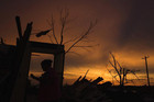 Twenty-four people died in the tornado (Reuters)