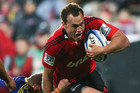 All Black Israel Dagg to return as starting fullback after two games on the reserve bench (file pic)