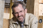 Canterbury University Professor Andy Buchanan