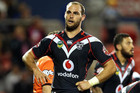 Simon Mannering (Photosport file)