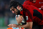 Sam Whitelock (Photosport file)