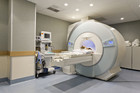 The new device means patients can have scans without being exposed to the x-rays that would be used in a CT scanner