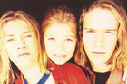 Hanson, in their pre-beer days (Reuters)