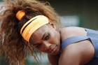 Serena Williams hardly broke sweat as she demolished Anna Tatishvili 6-0, 6-1 (Reuters)