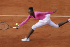 Venus Williams was stretched too far by Urszula Radwanska of Poland (Reuters)