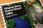 Shares in Mighty River Power have dropped well below their IPO level