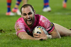 Warriors Captain Simon Mannering (Photosport)