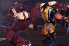 Screenshot from the Marvel Heroes - Wolverine trailer