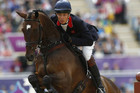 British star William Fox-Pitt (photosport)