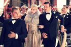 Stars of the Great Gatsby.