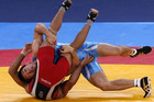 Wrestling from the 2012 London Olympics (Reuters file)