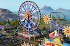 SimCity Amusement Park Set screenshot