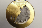 The gold medal for the 2014 Winter Olympic Games in Sochi (Reuters)