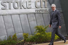 Stoke's new manager Mark Hughes (Reuters)