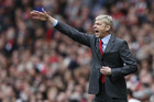 Arsene Wenger (Reuters file)