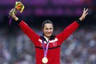 Asli Cakir Alptekin could have her women's 1500m victory gold medal from the London 2012 Olympic Games stripped (Reuters file)